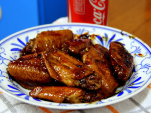 Coca-Cola Chicken Wings
