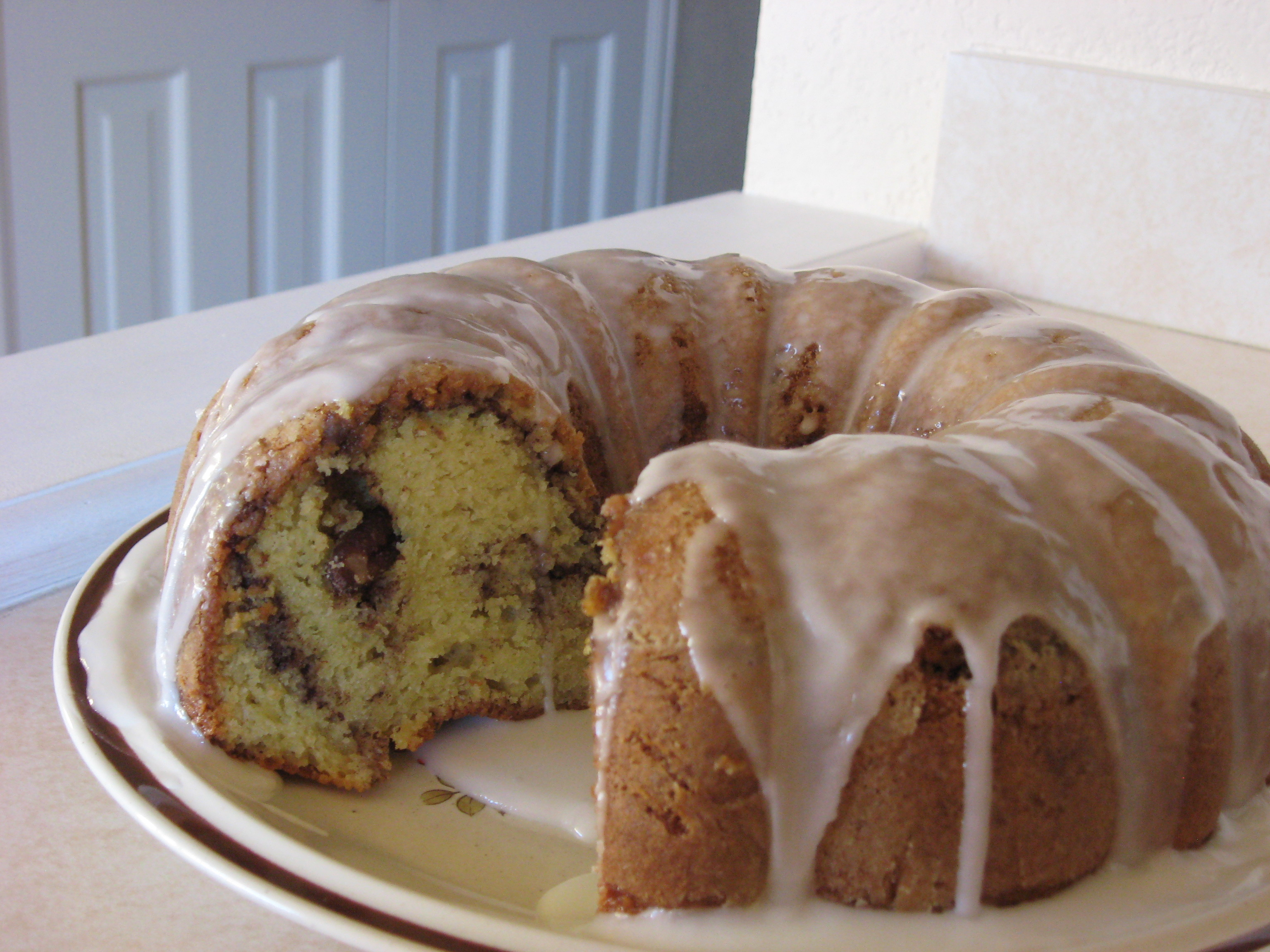 Sour Cream Coffee Cake Bundt