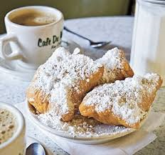 Beignets French Donuts