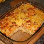 Casserole Chicken Tortilla