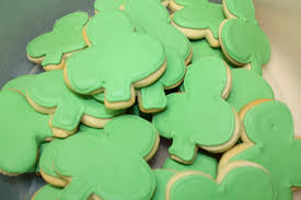 Cookies Sugar St Patrick's Day bakes