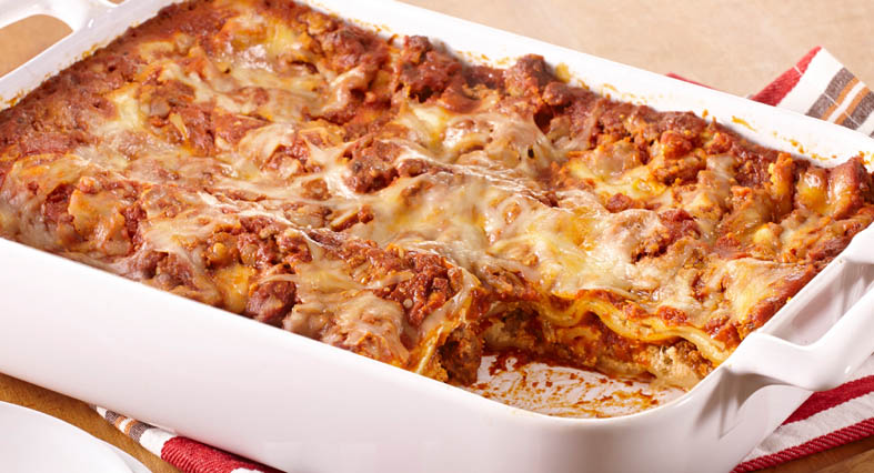 Marilyn Wheeler's Lasagna | Recipes Squared