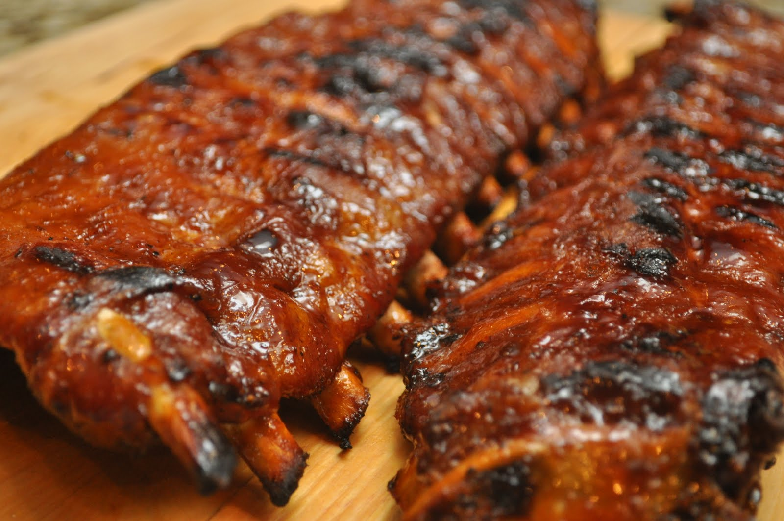 Baby Back Barbecue Ribs Recipe — Dishmaps