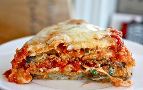 Eggplant Parmigiana | Recipes Squared