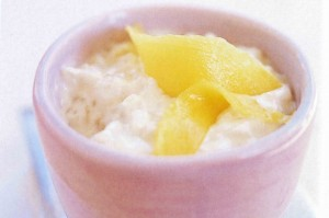 Pudding Coconut Rice