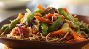 Chow Mein Vegetable