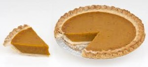 Paula's Pumpkin Pie