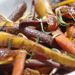 Spice Scented Carrots and Figs
