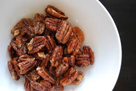 Sweet Spiced Caramelized Pecans 2