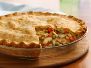Chicken Pot Pie Quick & Easy