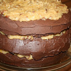 B. B. King's German Chocolate Cake