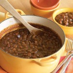 Cowboy's Baked Beans
