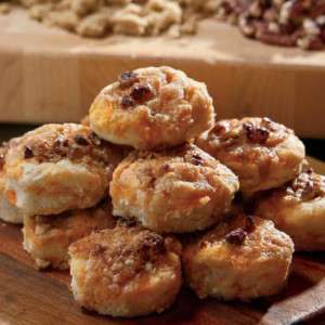 Sweet Potato Casserole Biscuits