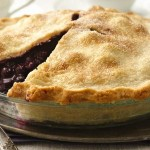Blueberry-Elderflower Pie
