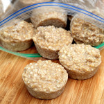 Oatmeal Breakfast Cups Frozen
