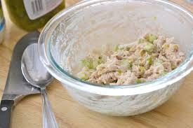 Tuna Fish Salad Good and Easy