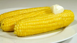 Corn on the Cob Boiled