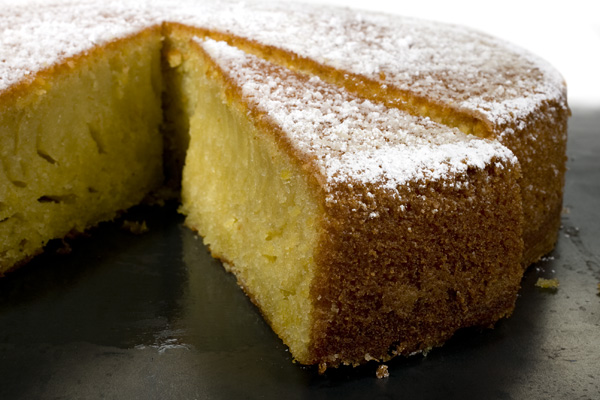 Lemon Olive Oil Cake | Recipes Squared