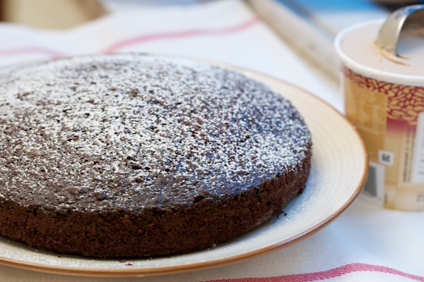 Chocolate Olive Oil Cake | Recipes Squared