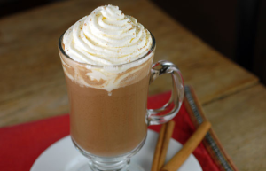 Pumpkin Mexican Hot Chocolate