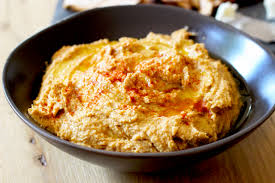 Roasted Pumpkin Seed Hummus
