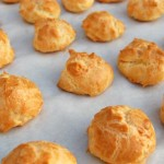 gougeres French Pastries