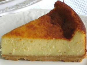 Modern Polish Cheesecake (Sernik)