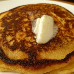 Corn Meal Griddle Cakes