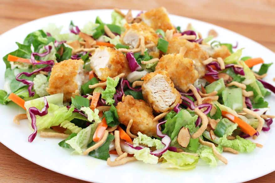 APPLEBEE'S ASIAN CHICKEN SALAD