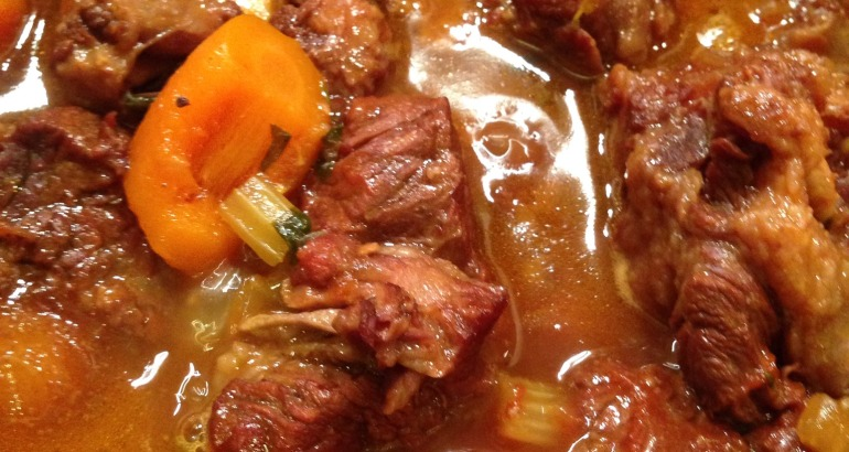 Oxtail Stew 3